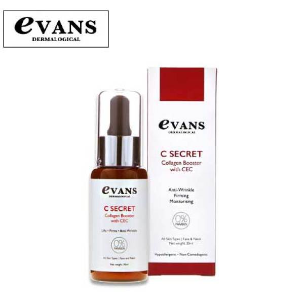 Buy Evans Dermalogical C Secret Collagen Booster with Cec Singapore