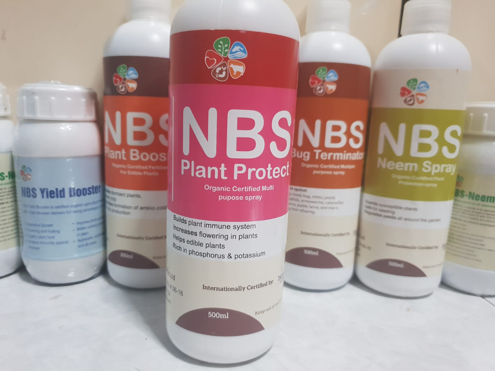 NBS Plant Protection Spray