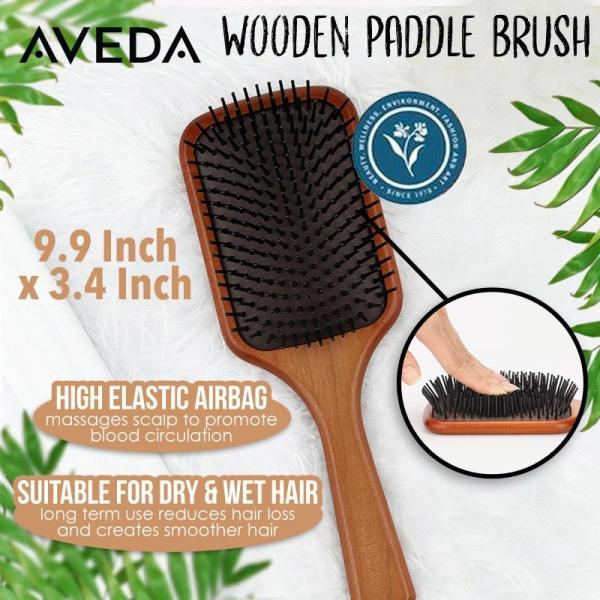 Buy Aveda Wooden Paddle Brush Comb Singapore
