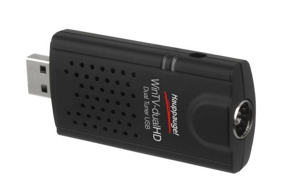 Hauppauge WinTV-dualHD TV Tuner USB