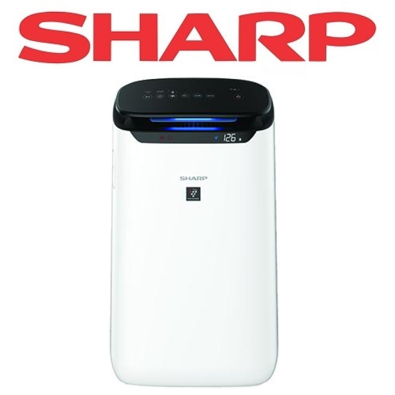 SHARP FP-J60E-W 48m² WHITE AIR PURIFIER Singapore