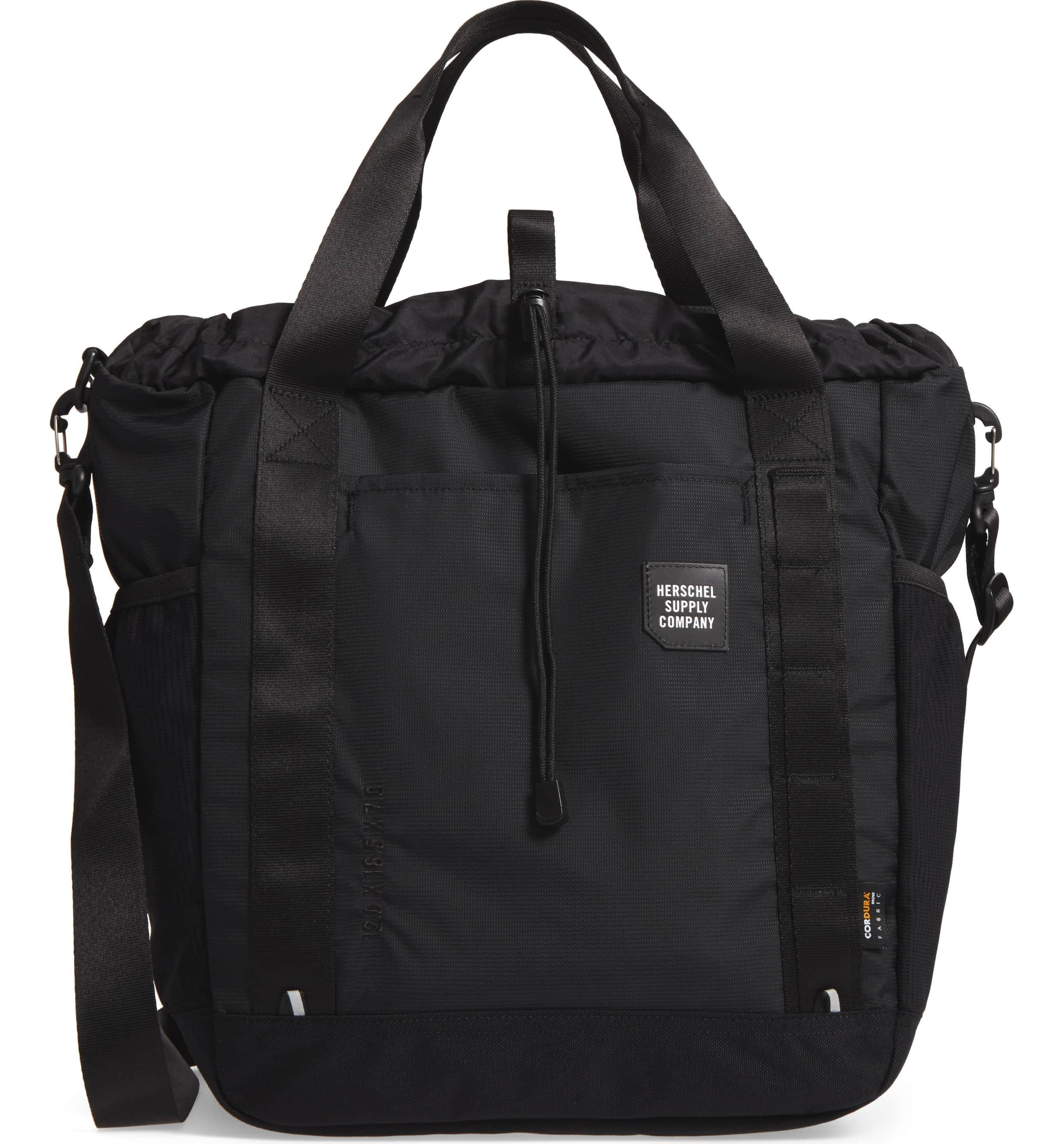 [Herschel Supply Co.] Barnes 2 WAY 30L Tote Bag - Trail - Waterproof Durable Business Laptop Bag