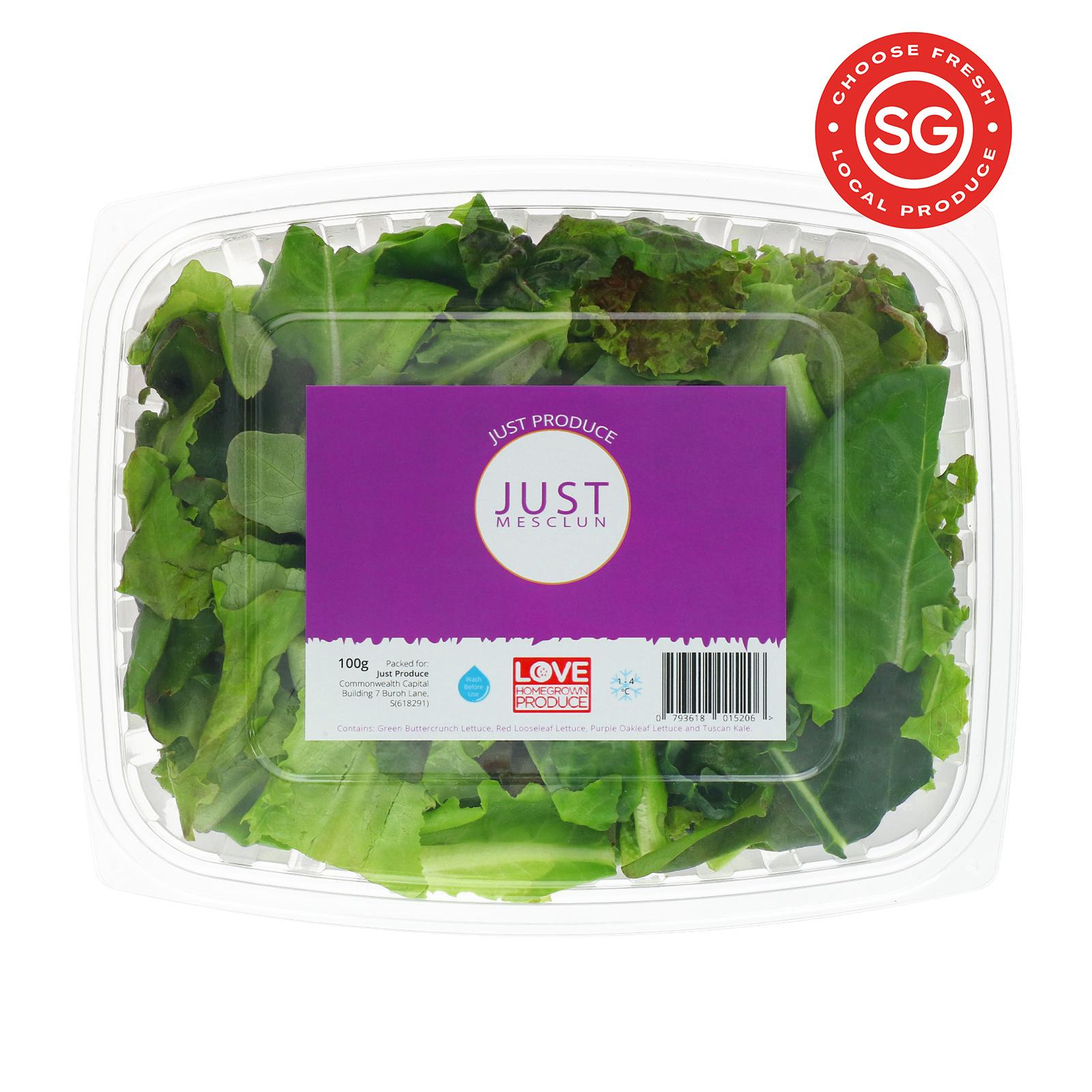 JUST PRODUCE Just Mesclun