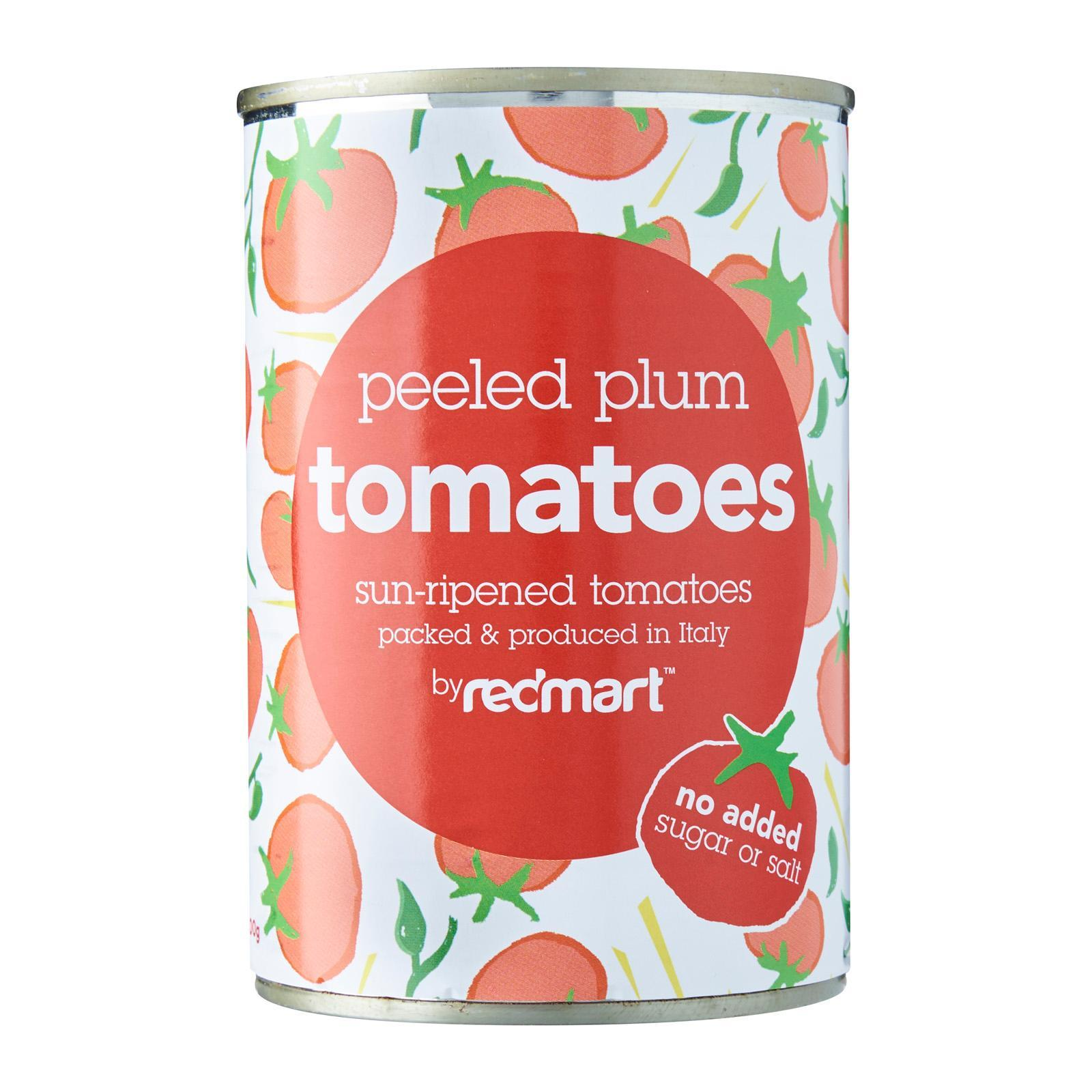 RedMart Italian Peeled Plum Tomatoes