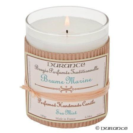 Perfumed Handmade Candle 180gr - Sea Mist