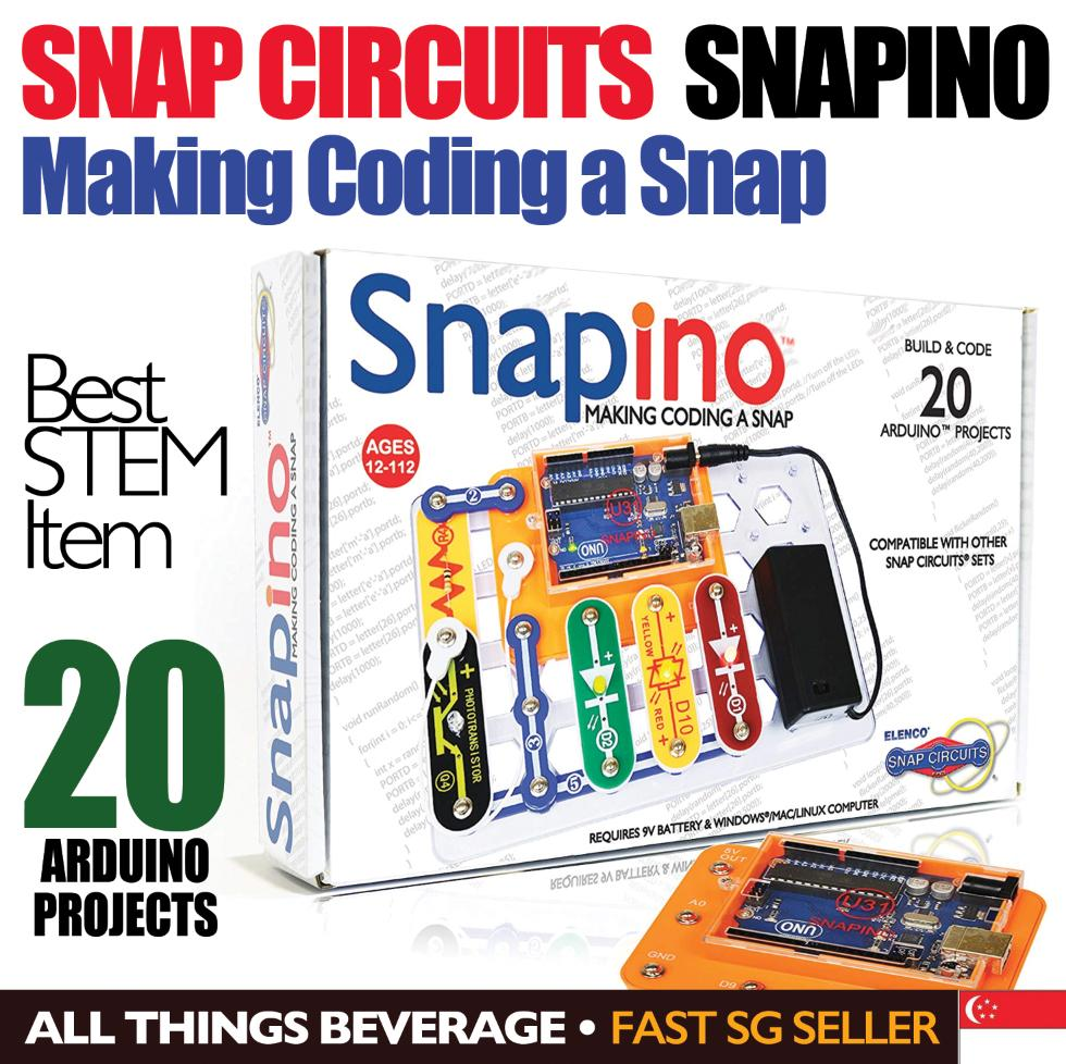 Elenco Electronics Snap Circuits Xptm Toys Games Learning