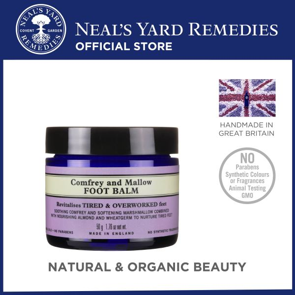 Buy Neals Yard Remedies Comfrey and Mallow Foot Balm Singapore