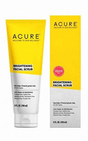 Buy Acure Brightening Facial Scrub (118ml) Singapore