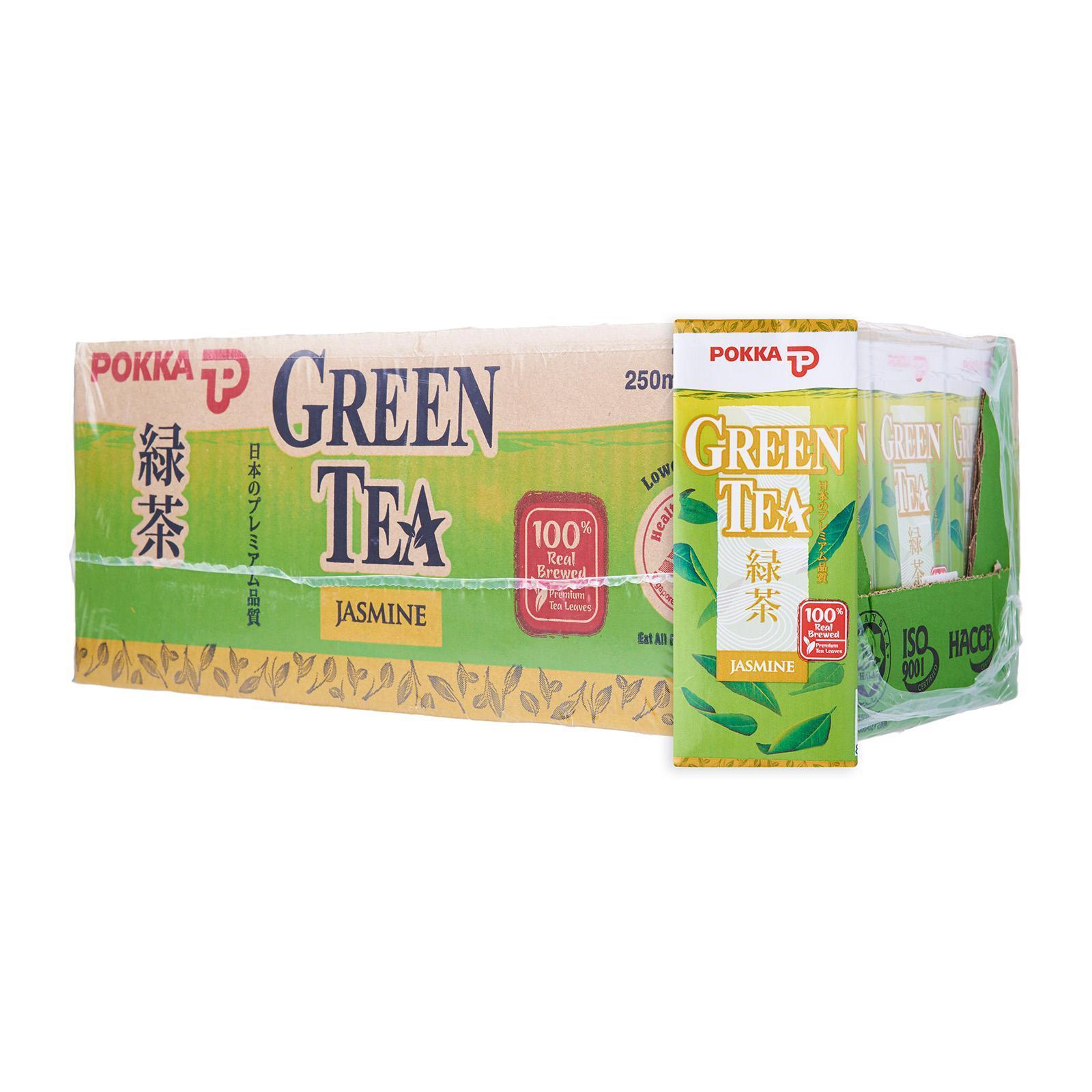 Pokka Packet Drink - Jasmine Green Tea