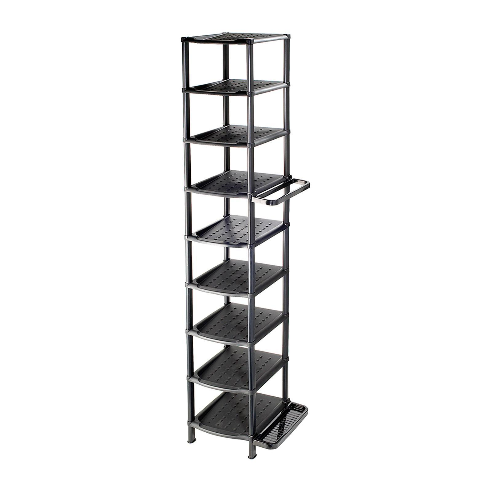 ALGO Multi Shoe Rack 9 Tier W/ Umbrella Holder