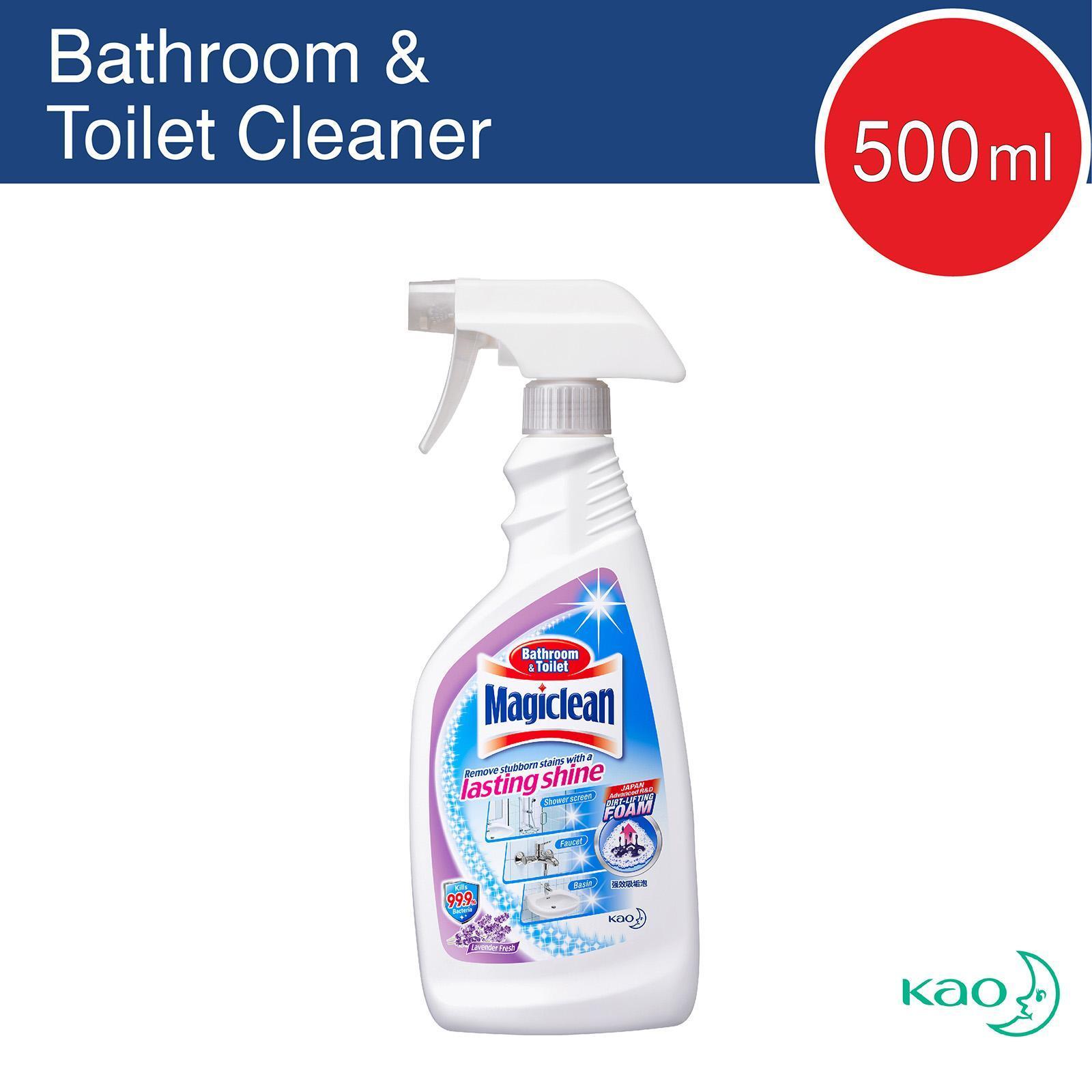 Magiclean Bathroom & Toilet Cleaner - Lavender Fresh