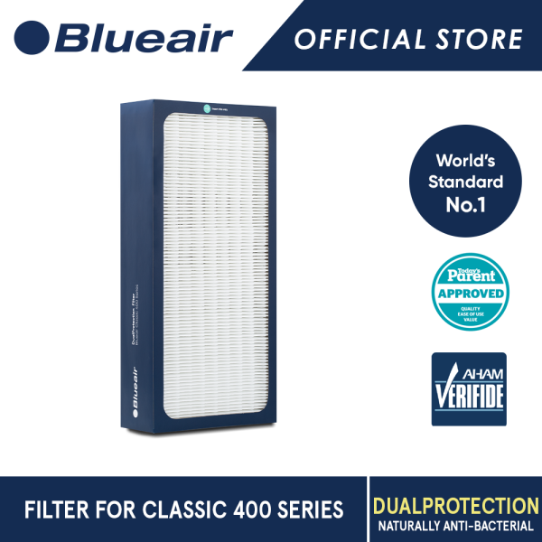 Blueair Classic 400 Series DualProtection Replacement Filter Singapore
