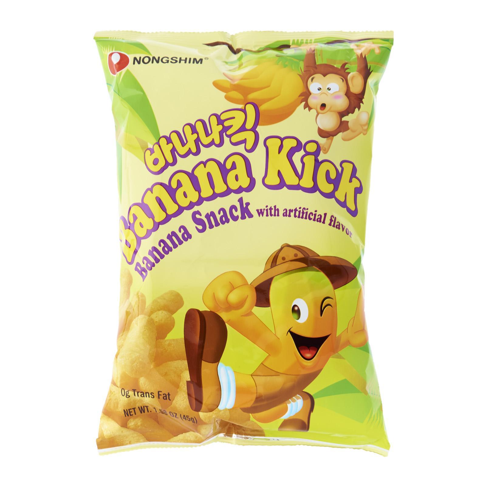 Nongshim Bananakink Snack