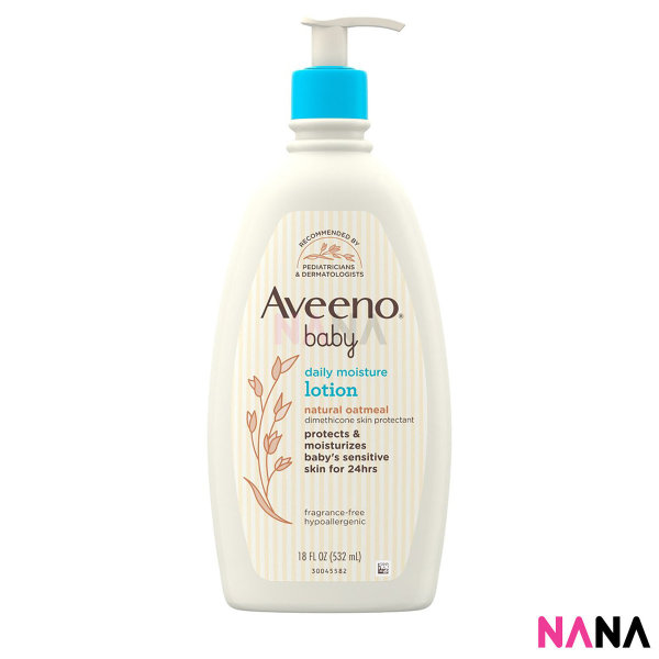 Buy Aveeno Baby Daily Moisture Lotion 532ml Singapore