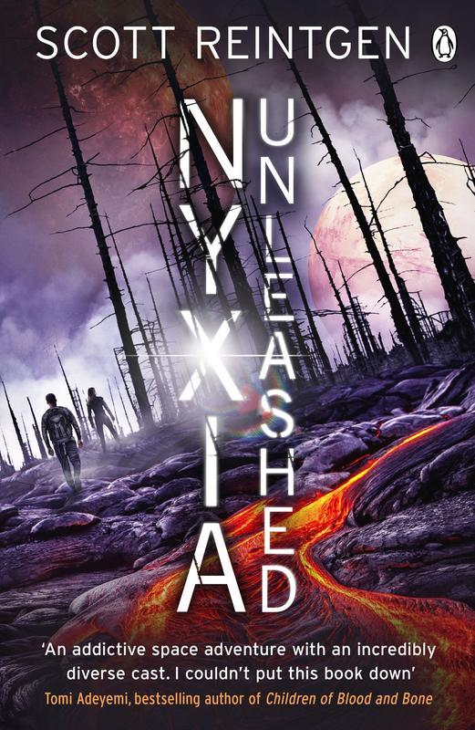 Nyxia Unleashed: The Nyxia Triad by Scott  Reintgen