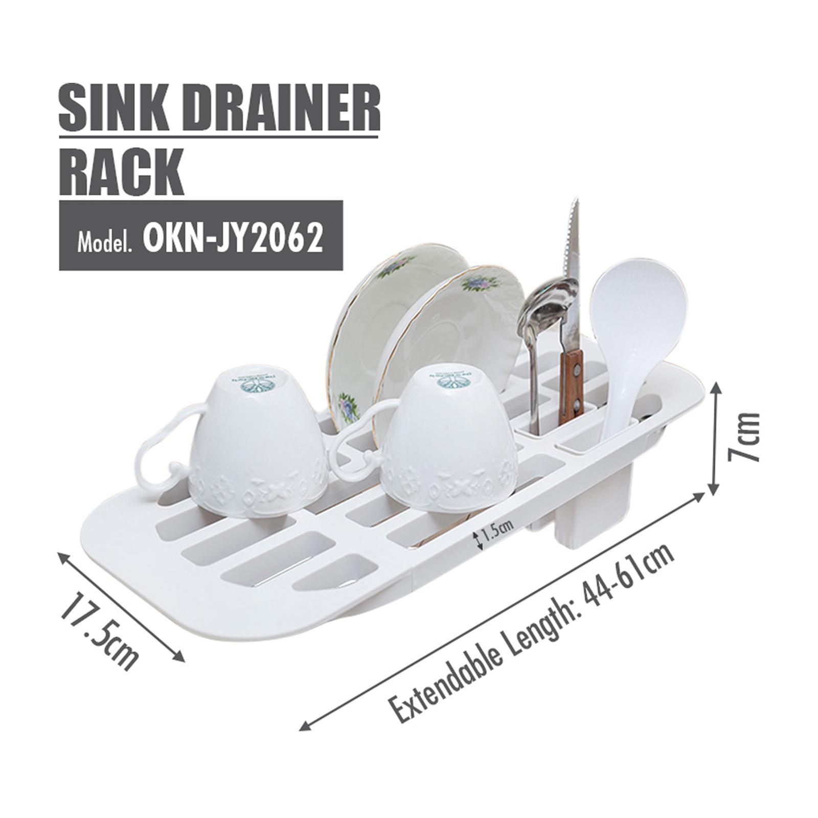 HOUZE Sink Drainer Rack