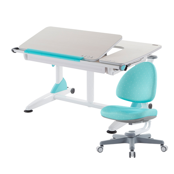 G6+XS Kid2Youth Study Table and BABO Study Chair Set ★ Kids Ergonomic Study Table ★ Study Table For Kids ★ Children Study Desk ★ Height Adjustable Study Table ★ #1 Taiwan Kids Ergonomic Brand ★ Warranty Provided