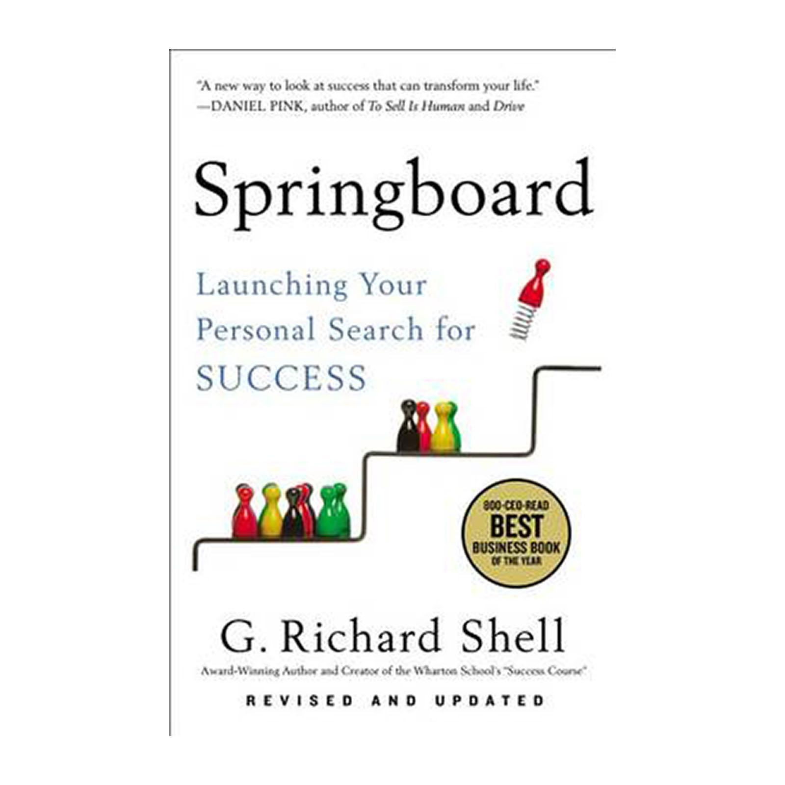Springboard: Launching Your Personal Search For Success (Paperback / Softback)