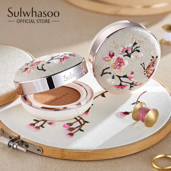 Buy [2020 Spring Collection] Sulwhasoo Perfecting Cushion Limited Edition (15g x 2) Singapore