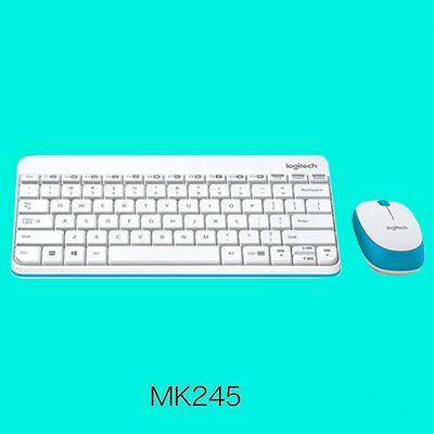 Wireless Keyboard, Logitech MK245 Nano Keyboard Singapore