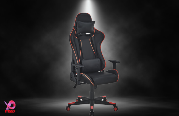 MISS-3 GC09 GAMING CHAIR (FREE DELIVERY&FREE INSTALLATION) 1 YEAR WARRANTY