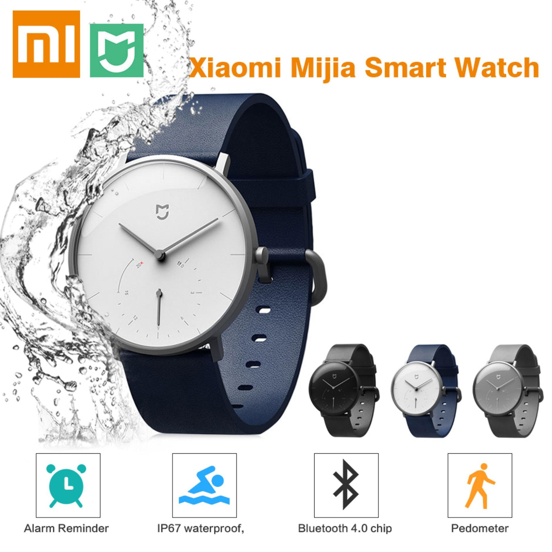 e7c36acef48862 Buy Affordable Stainless Steel SmartWatches | Lazada