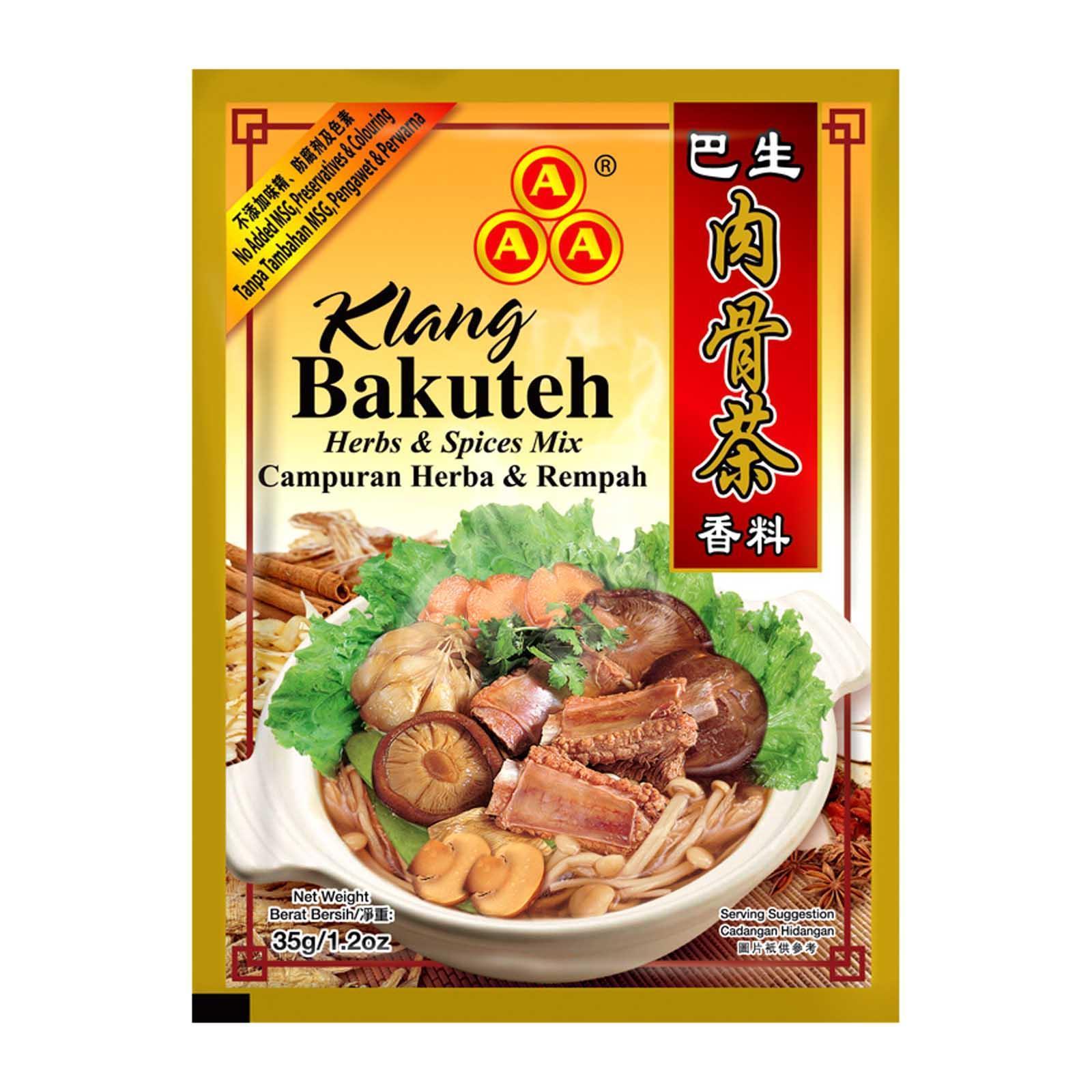 3A Klang Bakuteh Spices