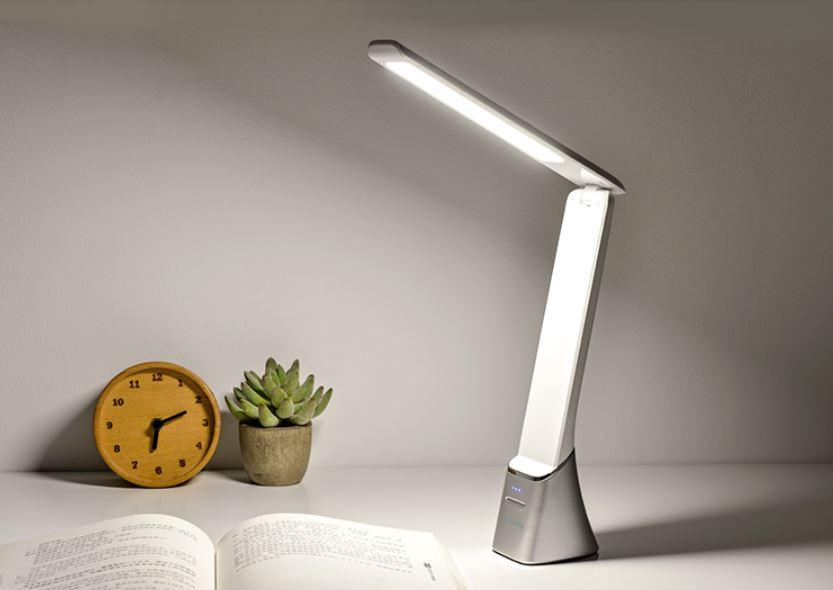 Panasonic LED Portable Charging Lamp Reading Lamp for Students/ Children Adjustable Brightness (NO USB Charger Included)