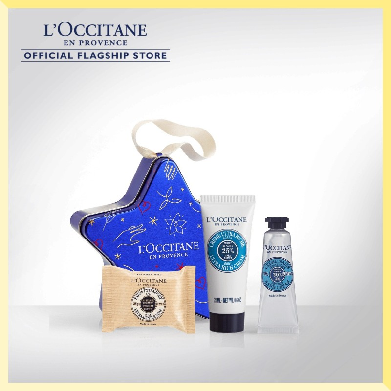 Buy LOCCITANE Shea Star Bauble - Gift Set Singapore