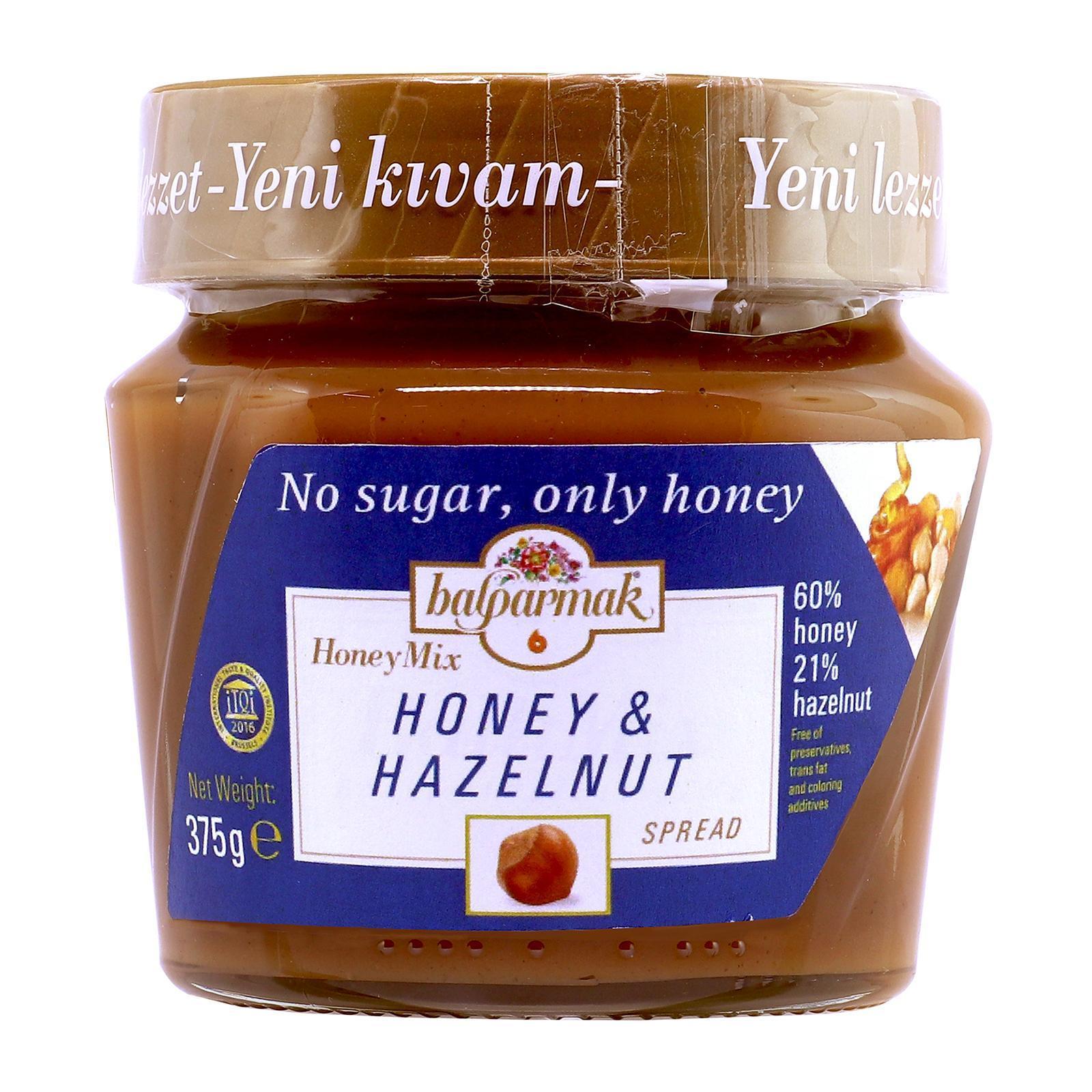 Balparmak Honey Hazelnut Spread - By Nature's Nutrition