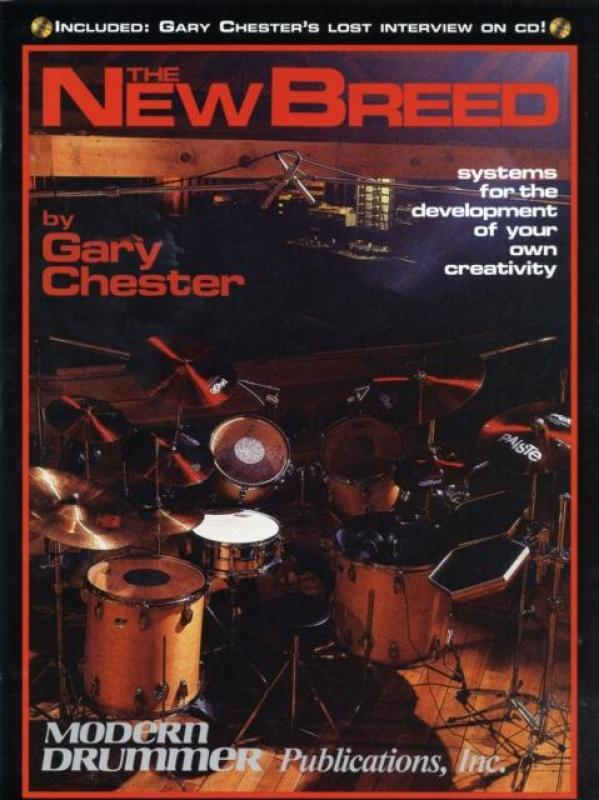 Gary Chester : The New Breed (Book/Online Audio) (Author: Gary Chester; ISBN: 9781423418122)