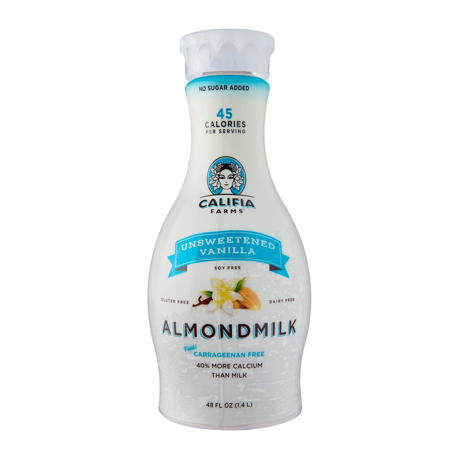 Califia Farms Unsweetened Vanilla Almond Milk