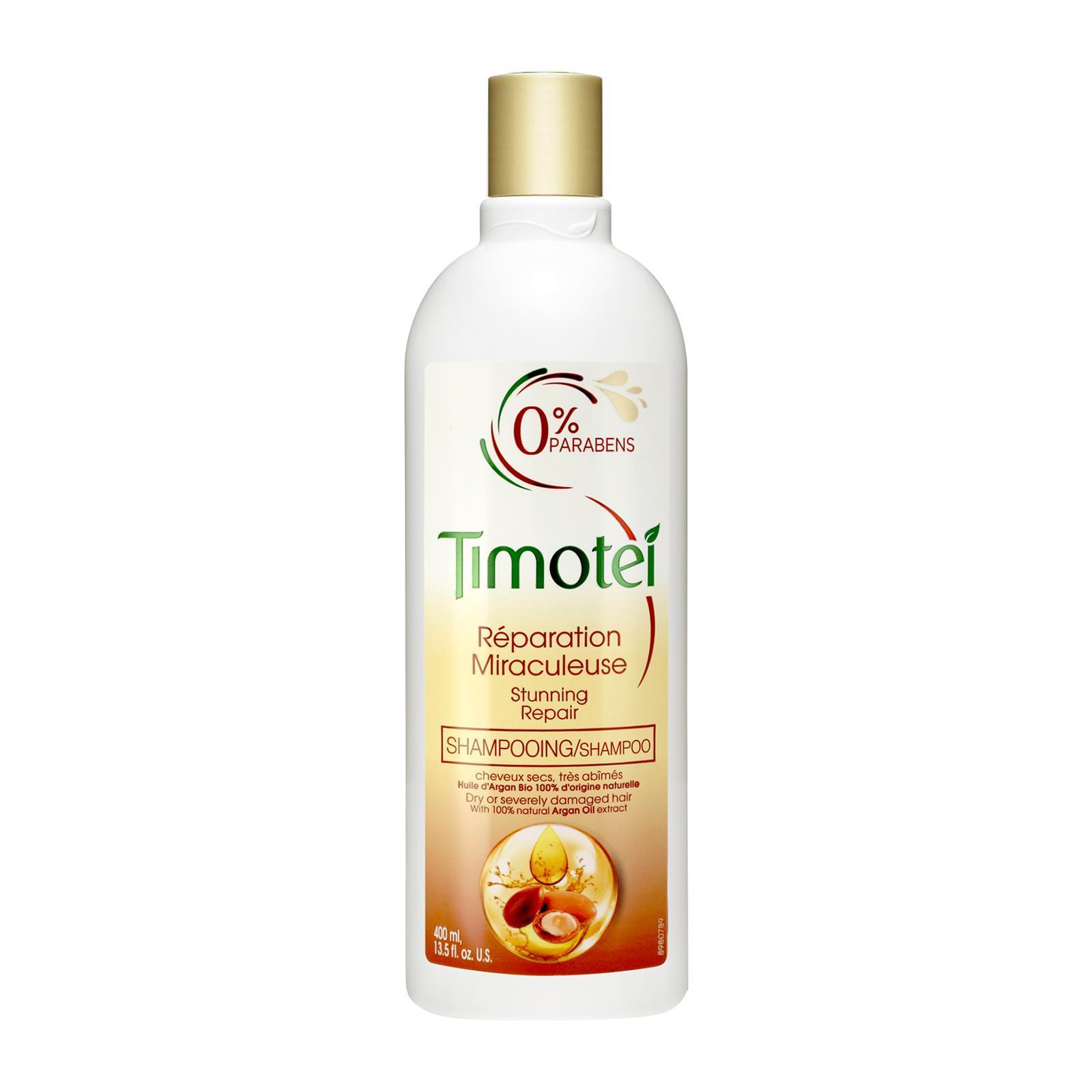 Timotei Stunning Repair Shampoo