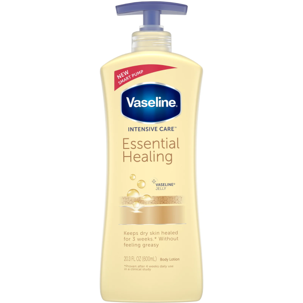 Buy (BUNDLE OF 2) Vaseline, Intensive Care, Essential Healing Body Lotion, 20.3 fl oz (600 ml) Singapore