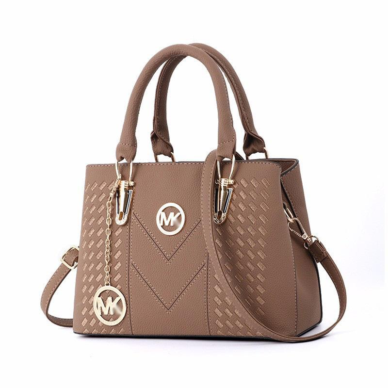 Fashion Women Handbag Pu Leather Shoulder MK Messenger Bag Female Bags Ladies Tote Crossbody Bags