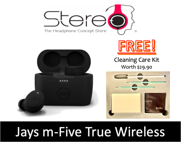 Jays m-Five True Wireless Earphone Singapore
