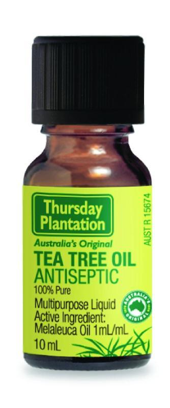 Buy [10/25/50/100ml]Thursday Plantation Tea Tree oil Singapore