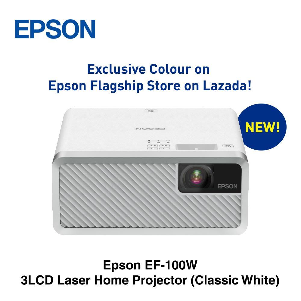 FREE 1x CAPTAIN MARVEL LOGITECH MOUSE WORTH $35 Epson EF-100W