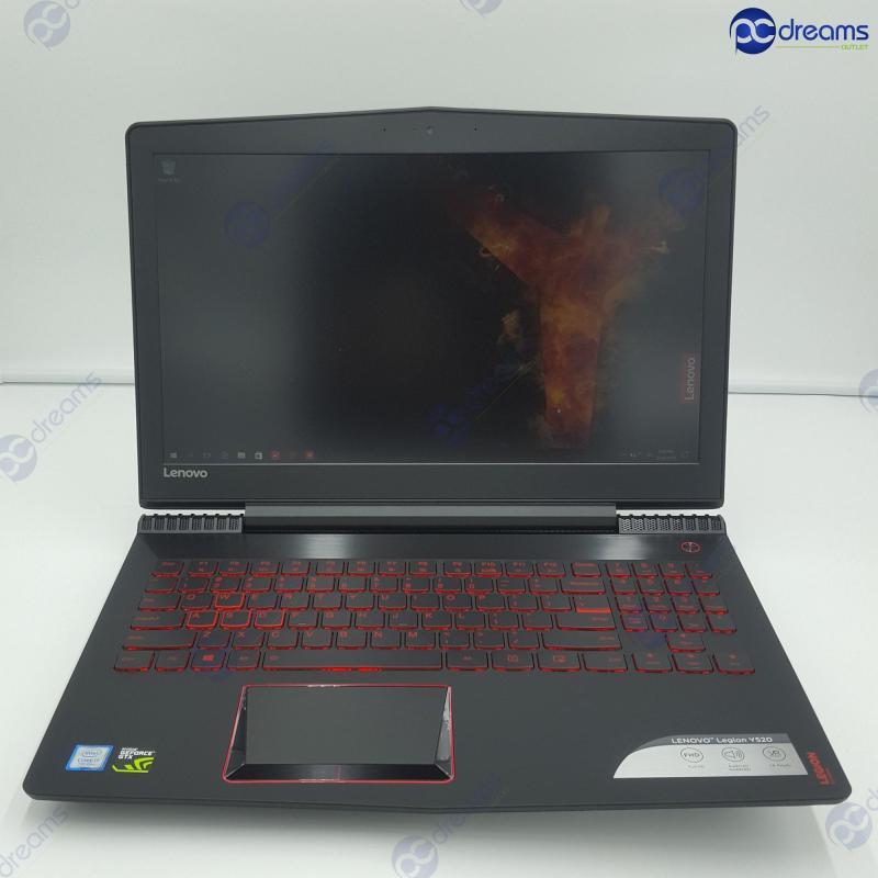 LENOVO LEGION Y520-15IKBM (80YY008TSB) i7-7700HQ/8GB/128GB PCIe SSD+2TB HDD/GTX1060 [Premium Refreshed]