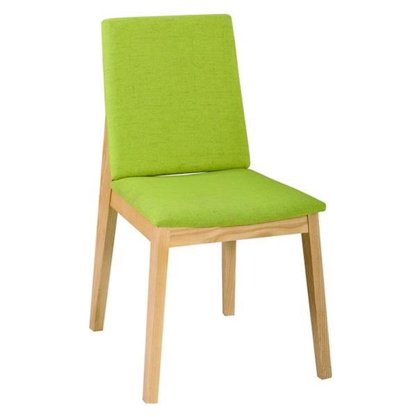 JIJI (LIBBY Highback Dining Chair in Fabric) (Free Installation) / Dining Chair / Designer Chair / Original Frame / Fabric / 6 Month Warranty / (SG)