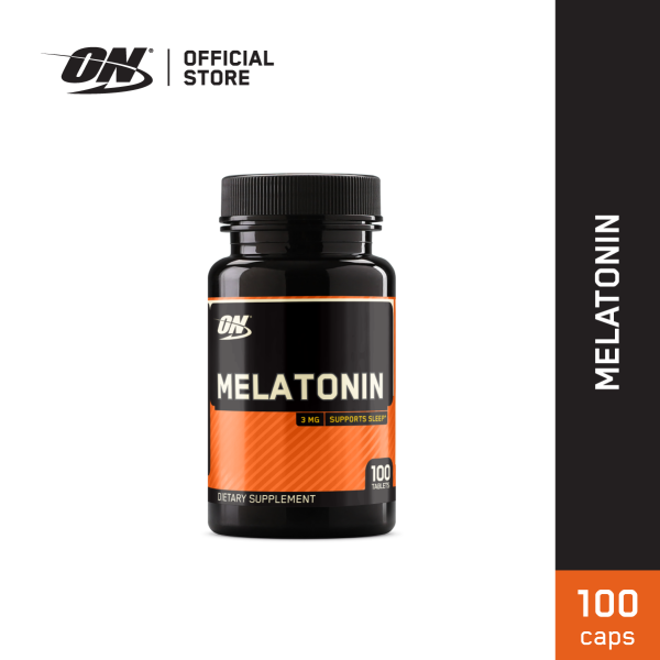 Buy Optimum Nutrition Melatonin (100 Tabs) Singapore