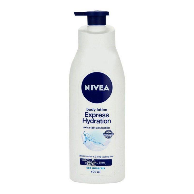 Buy Nivea Body Express Hydration Lotion, 400 ml Singapore