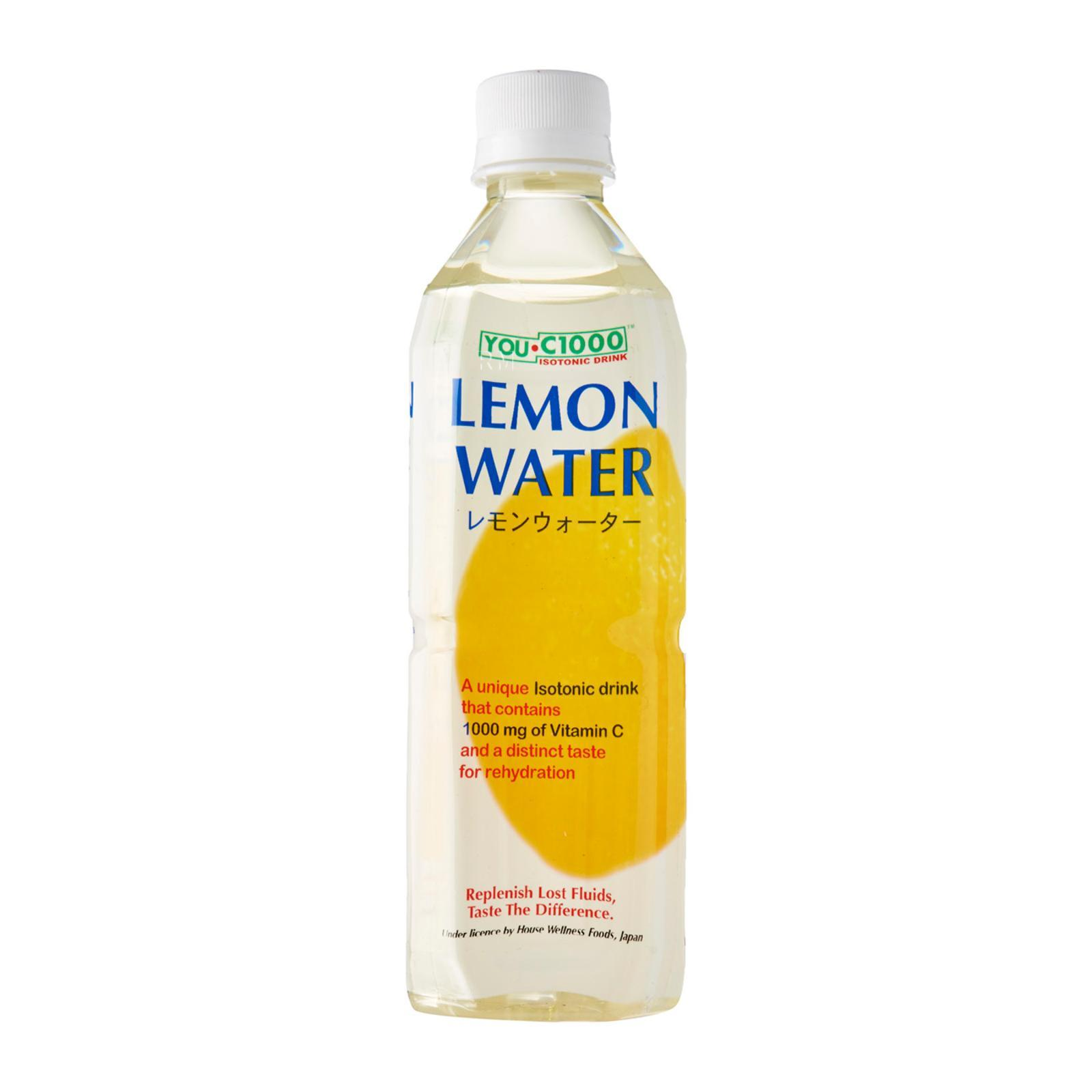 YOUC1000 Lemon Water
