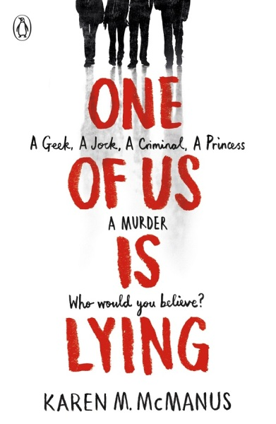 One Of Us Is Lying / English Young Adult Books / (9780141375632)