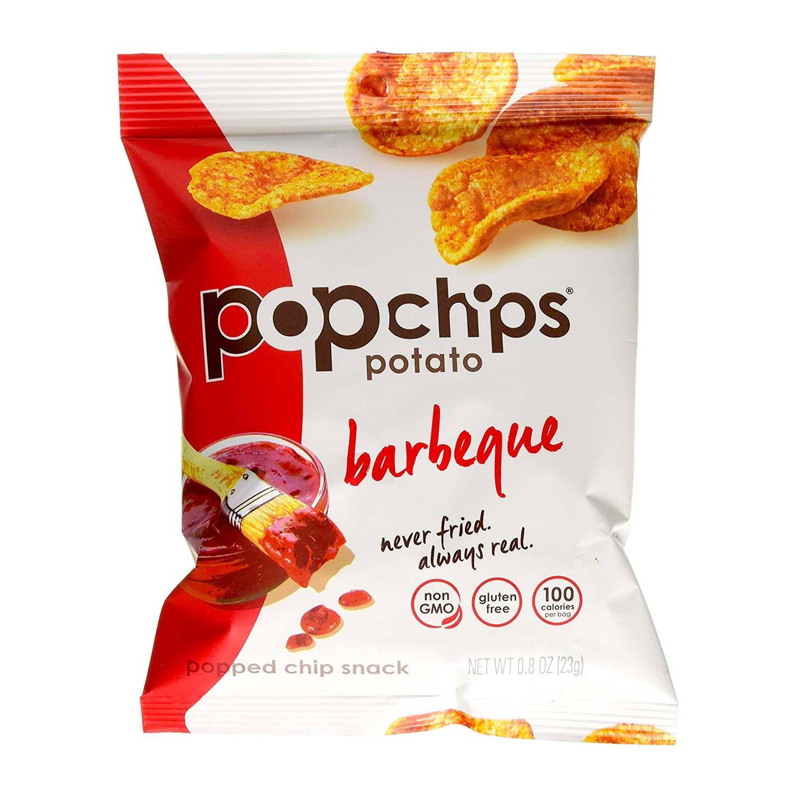 Popchips Barbeque Potatos - By Wholesome Harvest