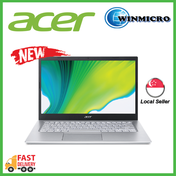 Acer Aspire 5 A514-54G-54J1 (Silver) - 14 INCH FHD IPS Laptop with Latest 11th Gen i5-1135G7 Processor | 12GB DDR4 RAM |NVIDIA MX350 Graphic