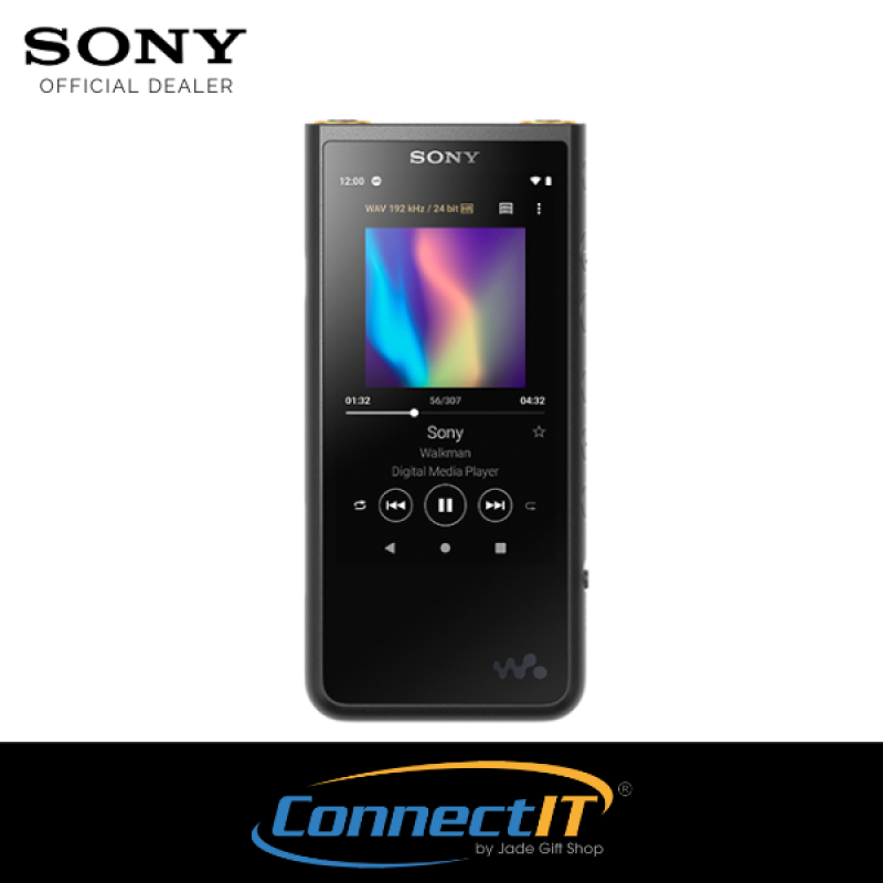 Sony NW-ZX507 Walkman Portable Music Player With Android System. (Local 1 Year Warranty) Singapore