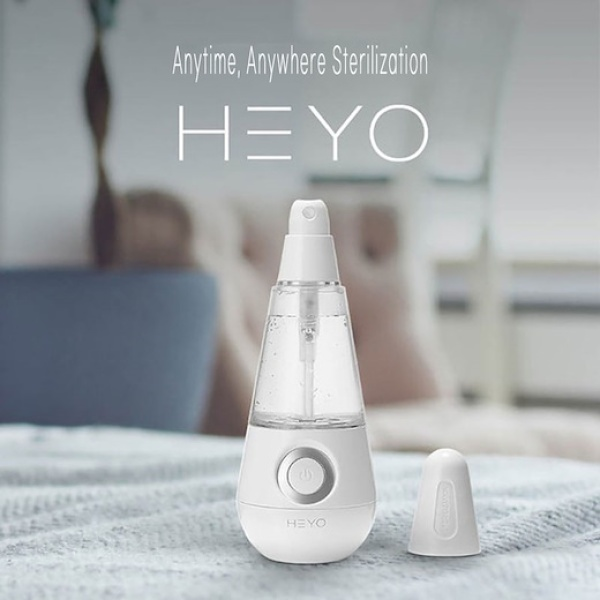 Buy HEYO / Sterilizing Water Maker / Electrolysed water / 99.9% Sterilization / Disinfection / Hand sanitizer / Authorized SG Distributor / By Amconics Singapore Singapore
