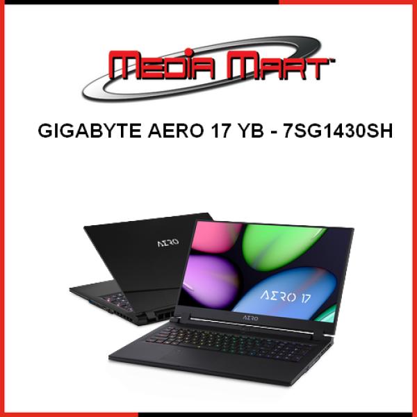 Gigabyte AERO 17 YB - 7SG1430SH GBT1097