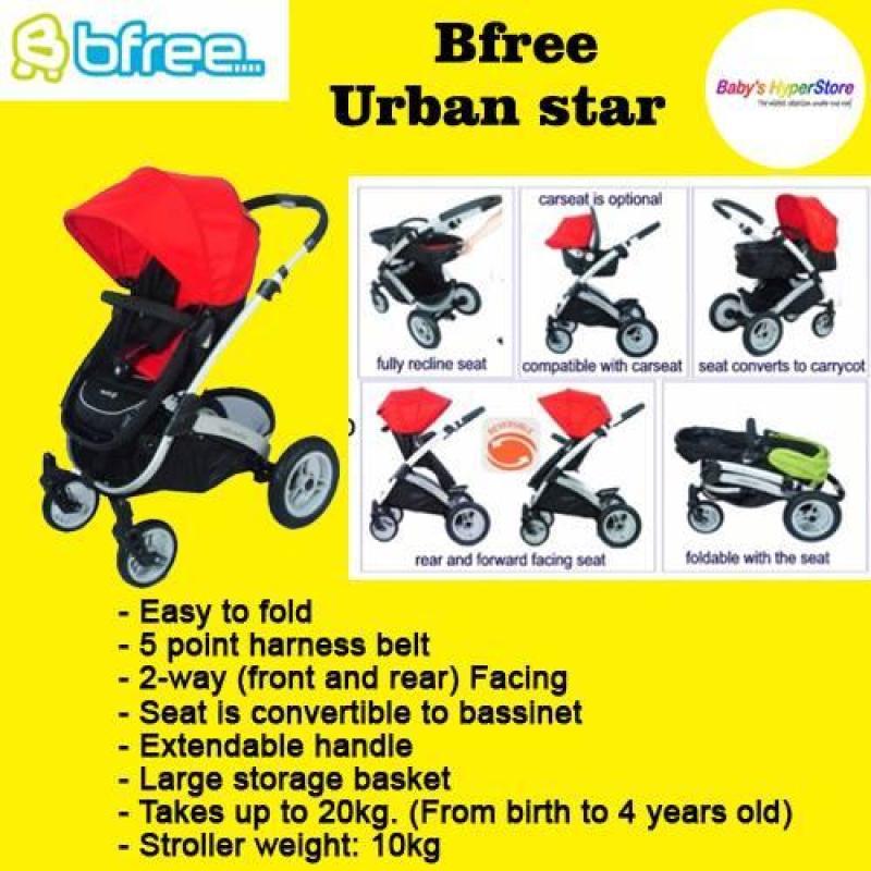 Bfree Urban Star Stroller Singapore